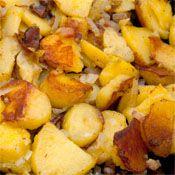 Patatas a lo Pobre Tradicional