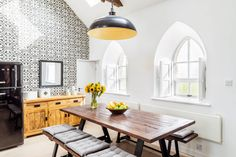 This Converted Chapel Cottage Is So Quaint It Hurts  - HouseBeautiful.com