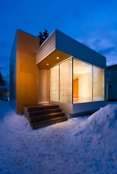 anchorage, alaska • black + white studio architects