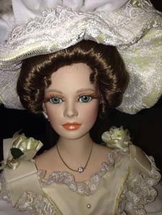 Hard to Find Effanbee Victorian Doll | eBay