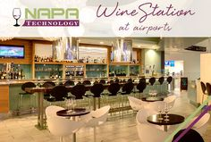 The WineStation allows airport and arena operators to capitalize on consumers more demanding wine palates while generating additional revenue. Over the course of one  year, we're talking about potentially over half a million dollars in incremental income simply by satisfying consumers' increasingly discerning pallets.