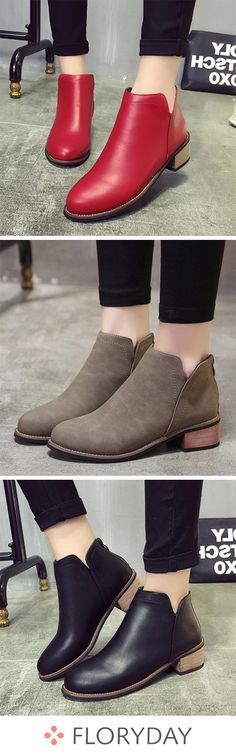 1fff015b5f80 11 Best LOW HEEL ANKLE BOOTS images