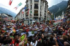 Depart UTMB® 2010  © The North Face® Ultra-Trail du Mont-Blanc® - Pascal Tournaire