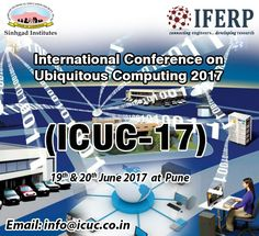 #ubiquitouscomputing #applications #realtimecomputers #distributedcomputers #internetofthings #parallelcomputing #algorithmsandprotocols #cybersecurity #network #wearablecomputers #wearableembeddedsystems #imageprocessing #signalprocessing #operatingsystem #compiler #datamining #softcomputing #artificialintelligence for more details :https://goo.gl/MbVLAe