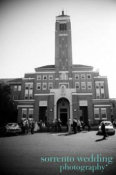 Police Academy Chapel. Sorrento Wedding Photography