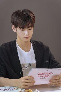 My ID is Gangnam Beauty-K Drama-id-Subtitle Indonesia Cha Eun Woo, Hyun Woo, Kwak Dong Yeon, Cha Eunwoo Astro, Lee Dong Min, Ideal Boyfriend, Handsome Korean Actors, Handsome Guys, Cute Asian Guys