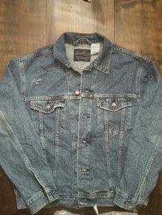 Vintage Levi Jacket - Levi Jacket - Mens Vintage Jacket - Jean Jacket - Denim Jacket - Vintage Blue Jean Jacket - Levis Jacket - Levi Straus…