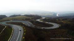 Dealul Mesteacan, granita dintre judetele Salaj si Maramures. Fotografie aeriana Romania, Country Roads, Places, Instagram, Lugares