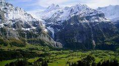 Grindelwald, Suiza. Paisaje de Star Wars que realmente existe