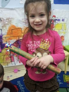 Purim scepter