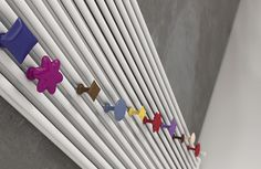 Linea di accessori HANG UP: un'esplosione di forme e colori!// Range HANG UP: an explosion of colors and shapes