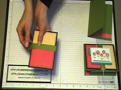 Stampin' Up! Tutorial~HB Seed Packet.MOD - YouTube