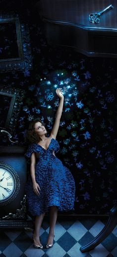 9696ae8ebb Alice in Wonderland   karen cox. The Look  Wonderland Fantasy Photography