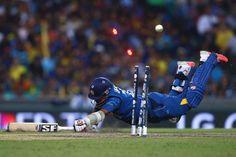 Jayawardene dismissed by Australia