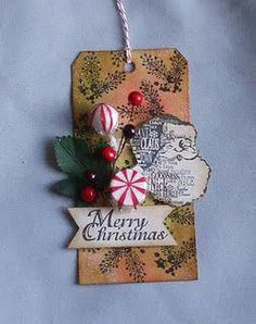 Christmas tag using supplies from Hobby Lobby Hobbies For Adults, Hobbies For Couples, Cheap Hobbies, Hobbies To Try, Hobbies That Make Money, Hobbies Creative, Hobby Lobby Christmas, Christmas Tag, Christmas Ornaments