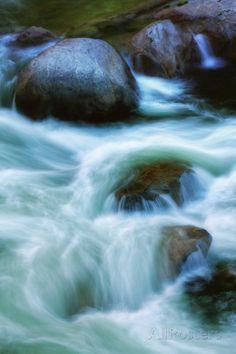 River Paint, Merced River Canyon  By: Vincent James Item #: 9485788