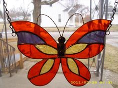 Big Beautiful Butterfly - by shiny things