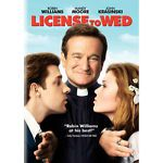 License To Wed DVD Robin Williams Mandy Moore John Krasinski dual layer format*^