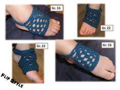 Flipstyle 3 Yogasocken von berli design meine Häkelwelt für Groß und Klein auf DaWanda.com