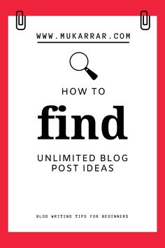 Finding blog post ideas is not rocket science. Yet, there is a way to do it. If done correctly, you can fill up your editorial calendar in minutes. Read more to find out unlimited ideas for your blog.   #blogpostideas #blogpostideasforbeginners   #inspirationalblogpostideas #lifestyleblogpostideas #fashionblogpostideas Blog Writing Tips, Creative Writing Tips, Writing Process, Social Business, Blog Topics, Writing Poetry, News Blog, How To Find Out, Fill