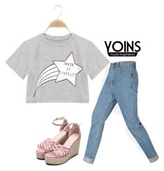 """""""Yoins 24"""" by matea0605 ❤ liked on Polyvore featuring yoins, yoinscollection and loveyoins"""