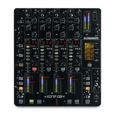 Allen & Heath bring you an absolutely ground breaking mixer, featuring the most advanced features that the award winning mixer manufacturers have designed to date. Dj Music Mixer, Mixer Dj, Dj Sound, Audio Sound, Dj System, Audio System, Allen And Heath, Digital Dj, High Road