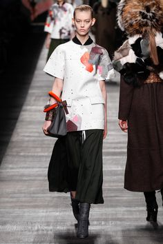 Fendi | Fall 2014 Ready-to-Wear Collection | Style.com | #mfw