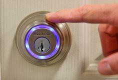 Kwikset Kevo - smart door lock