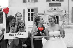 photobooth, mariage Charente-Maritime, Eric Dincuff photographe