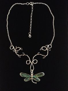 Dragonfly by JewelryWithSpirit on Etsy