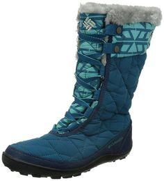 Columbia Women's Minx Mid II Omni-Heat Print Winter Boot,Siberia/Oyster: $86.97  http://www.amazon.com/gp/product/B00H7WWN8Q/ref=as_li_tl?ie=UTF8&camp=1789&creative=390957&creativeASIN=B00H7WWN8Q&linkCode=as2&tag=amoma0f-20&linkId=HJ7Y3QU5NQ5N64TR