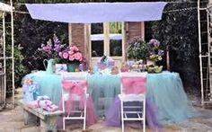 Shabby Chic Garden Party