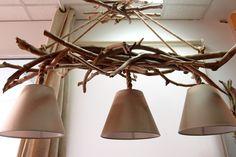 τηλ.6976773699...driftwood lamp hangingφωτιστικό οροφής από θαλασσοξυλα με καπέλα & σχοινί Γιούτα....140χ77cm..driftwood lamp hanging