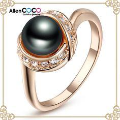 Mode Perle anneau avec Italina bijoux pour dubai bijoux de mode arabe de mariage…
