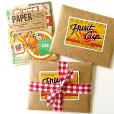 Local farmers' parcels