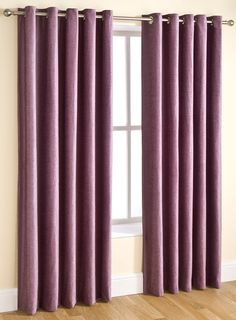 Beautiful curtains form