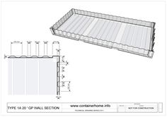 Container House Construction Details Picture