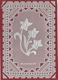 numérisation0003 Parchment Design, Parchment Cards, Card Maker, Paper Cards, Quilling, Embroidery Patterns, Free Pattern, Scrap, Photos