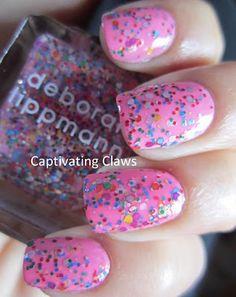 Pink Friday - Candy Shop  Deborah Lippmann