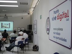 Aula Vive Digital, CECC