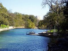Where the city straddles the Colorado River, 2 dams mark the upstream and downstream ends of Lady Bird Lake, the focus of outdoor activity in downtown Austin. If you are planning on spending some time in Austin, make sure you visit Lady Bird Lake for hiking, walking, biking, canoeing or kayaking.
