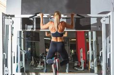 4. Complete One Body-Weight Chin-Up
