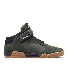 Supra Mens 2016 Ellington Strap Shoes Size 8 Dark Olive/B... https://www.amazon.com/dp/B01M0DM1XG/ref=cm_sw_r_pi_dp_x_Q9XezbEQNCZ39