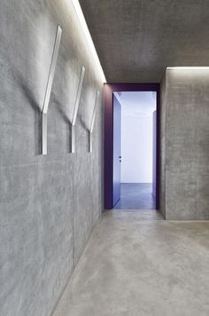 General lighting | Wall-mounted lights | Ypsilon | Panzeri | Team ... Check it out on Architonic wall sconce- hallway