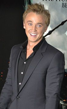 Tom Felton!!! So cute!!!