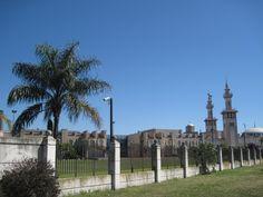 La mezquita del barrio de Palermo en Buenos Aires