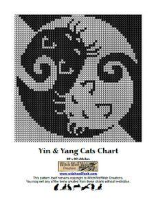 yin yang kittie