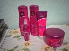 Masso Vita: Recebido - kit Lisant Intensif Hair