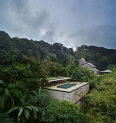 Image 16 of 62 from gallery of Jungle  House  / Studiomk27 - Marcio Kogan + Samanta Cafardo. Photograph by Fernando Guerra | FG+SG