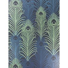 Buy Osborne & Little Peacock Wallpaper Online at johnlewis.com